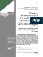 Post Memory