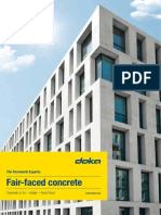 Fair Faced Concrete