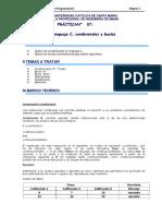 Práctica 7 - Lenguaje C, Condicionales y Bucles