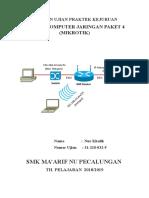 laporan UPK