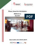 PAA da BE 2018-2019