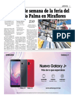 Último Fin de Semana de La Feria Del Libro Ricardo Palma en Miraflores
