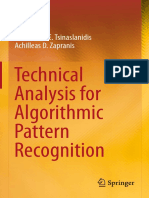 Technical Analysis for Algorithmic Pattern Recognition (2016, Springer International Publishing).pdf