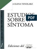 Silvia Tendlarz - Estudios sobre el síntoma.pdf