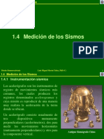 1.4 Medicion de los Sismos.ppt