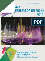 Kota Surabaya Dalam Angka 2018