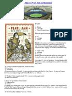 Pearl Jam 21-03-18