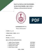 Laboratorio n4 Fuerza Electromotriz