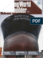 Shipping World & Shipbuilder, Sept.2011 Nickel Ore Reliquefaction