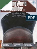 Shipping World & Shipbuilder, 2011 VALEMAX - Nickel Ore cargo dangers