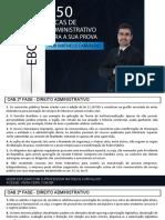 eBook - 150 Dicas de Administrativo