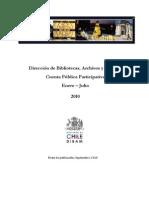 Cuenta Pública 2010