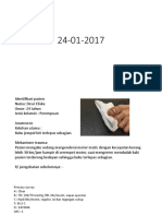Laporan jaga bedah 24 Januari 2018.pptx