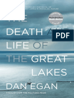 "Excerpt from ""The Death and Life of the Great Lakes"" by Dan Egan"