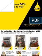 VITO Brochure Product ES