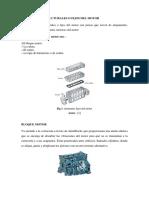 Elementos Estructurales o Fijos Del Motor