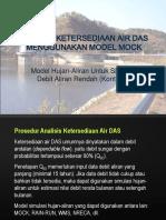 7a Analisis Ketersediaan Air