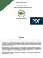 Paln de Investigación 2017-2018