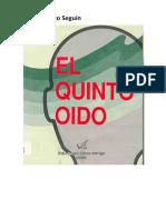 El Quinto Oido Carlos Alberto Seguin