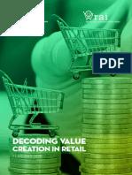 2 - Value Creation in Retail (India)