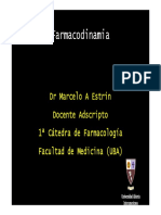 Clase 1 - Farmacodinamia 1 y 2