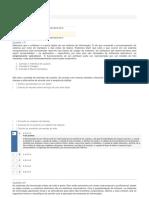 APOL 3 Sistemas de Informao Gerencial
