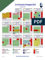 2017 12 27 Calendario Docencia Anual 2018