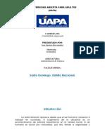 378772332 Tarea 1 Administracion de Empresas Uapa