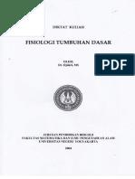 DIKTAT KULIAH FISIOLOGI TUMBUHAN DASAR.pdf