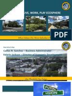 Plainfield PowerPoint of future and recent development