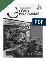 Como Programar C C++ y Java 4ta Edición - Deitel Deitel