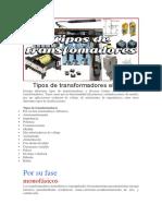 Tipos de transformadores eléctricos y criterios de mtto.pdf