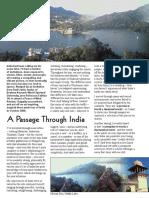 A Passage Through India