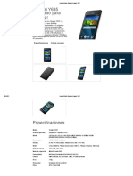 Huawei Y635 CARACTERISTICAS