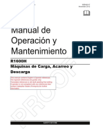 Manual Operacion y Mantenimiento r1600h-Spanish (1)