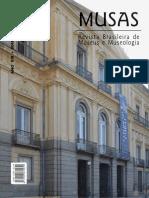 200 anos de museus no Brasil, Revista MUSAS, 2018.