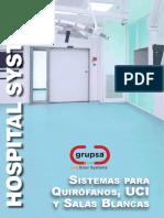 Puertas hospitalarias