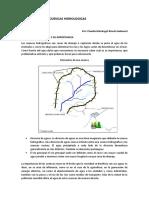 Desequilibrio de Cuencas Hidrologicas