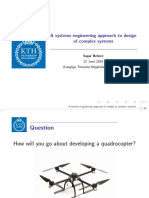A Systems Engineering Approach to Design