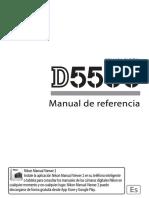 Manual Nikon D5500