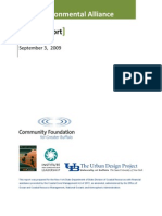 WNYEA Final Report & Appendices - October 2009