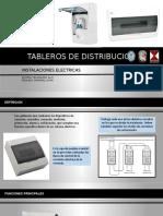 Tableros de Distribucion Diapos
