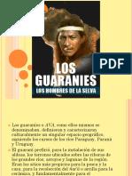 Presentación Para 4de Los Guaranies