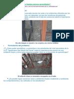 Plan de Intervención limpieza del aula