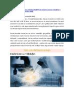 Los Mejores Avances Científicos e Innovaciones Tecnológicas Del 2018