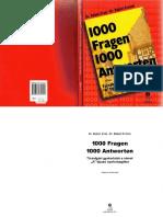 1000 Fragen 1000 Antworten A