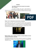 50 Noticias Por Seccion
