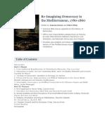 Innes Philp Re-imagining Democracy Mediterranean