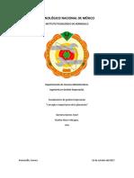 3.1 Concepto de Planeación, Elementos y 3.2 Principios