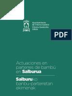 Dossier Actuaciones Parterres Salburua